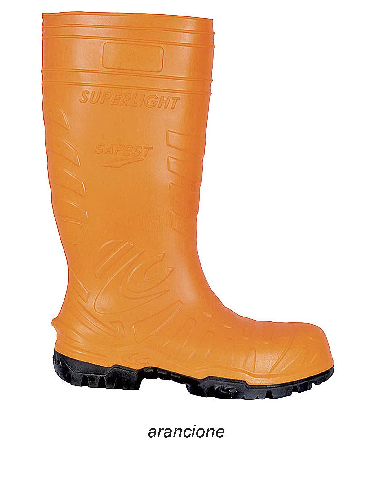 a piedi scatti di sporco miglior valore Stivale S5 CI SRC Safest Orange Cofra personalizzabili, da lavoro ...
