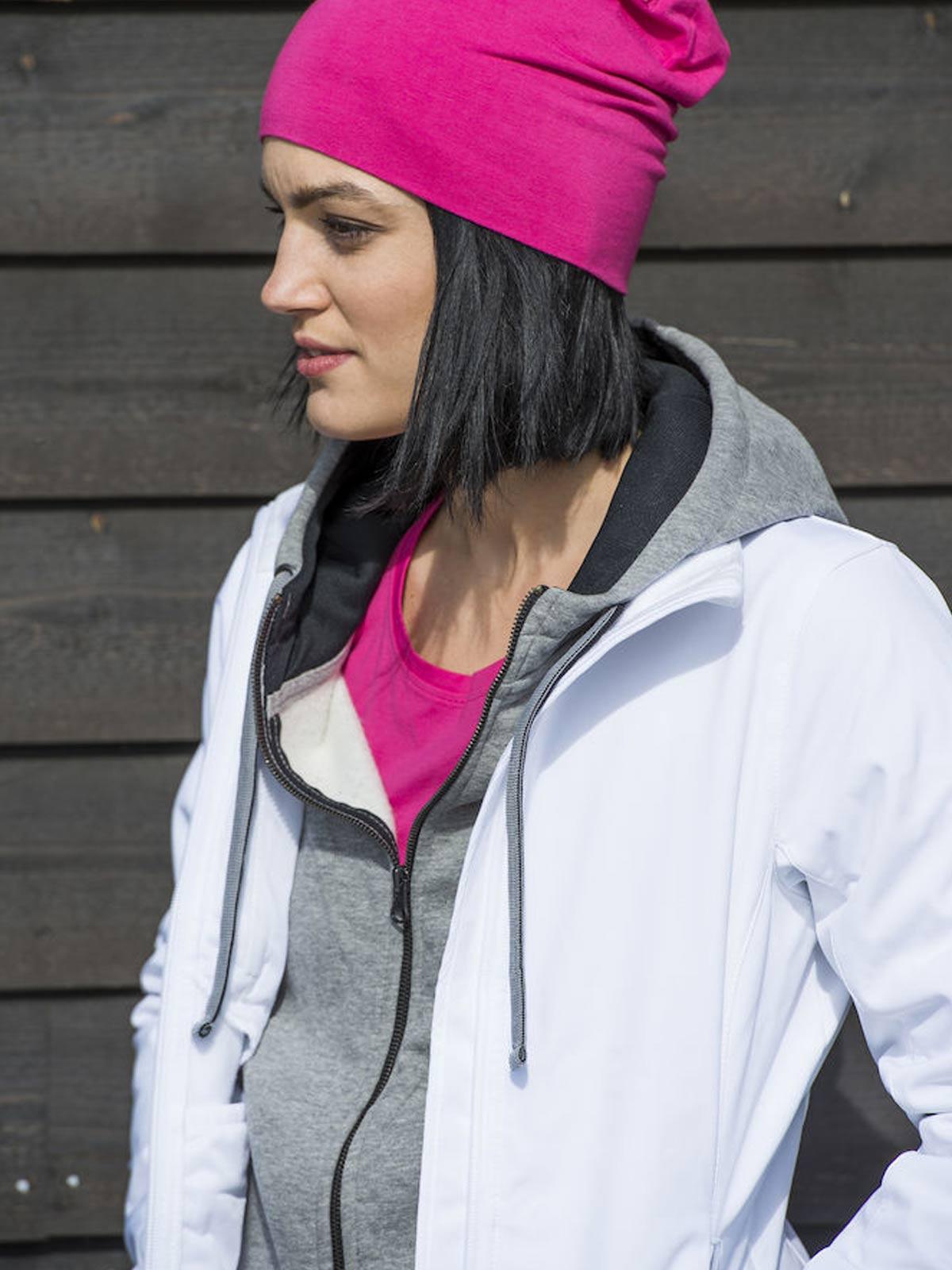 quality design bd3fc d8d09 Giubbino softshell Basic Jacket Ladies Clique ...