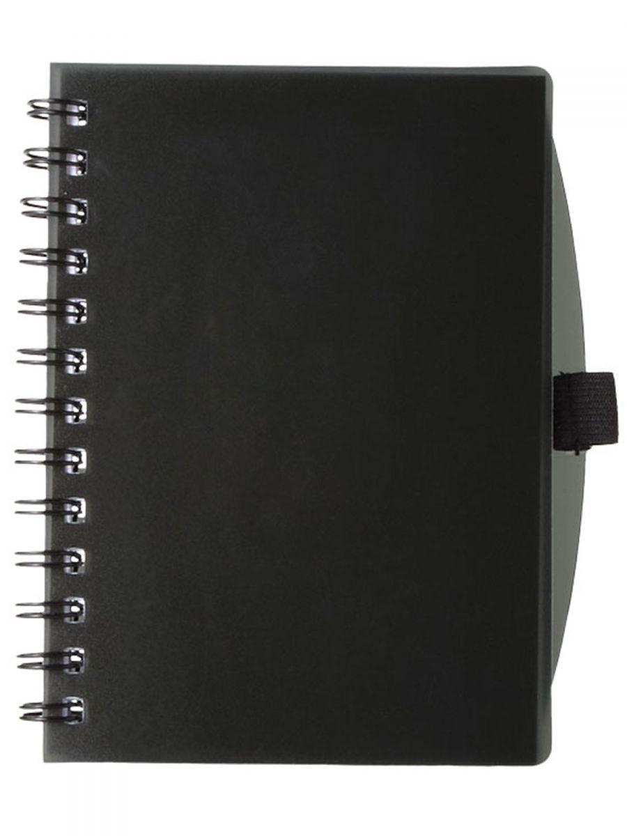 Notebook con anello porta penna adler bullet - Notebook con porta parallela ...