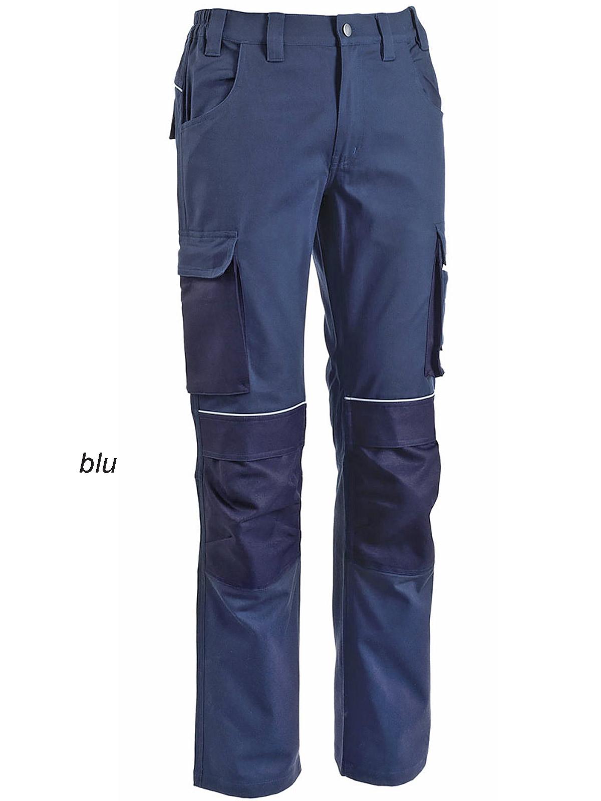 6c57fa36ad27 Pantalone multitasche Stretch Global Trading. Abbigliamento da lavoro > ...