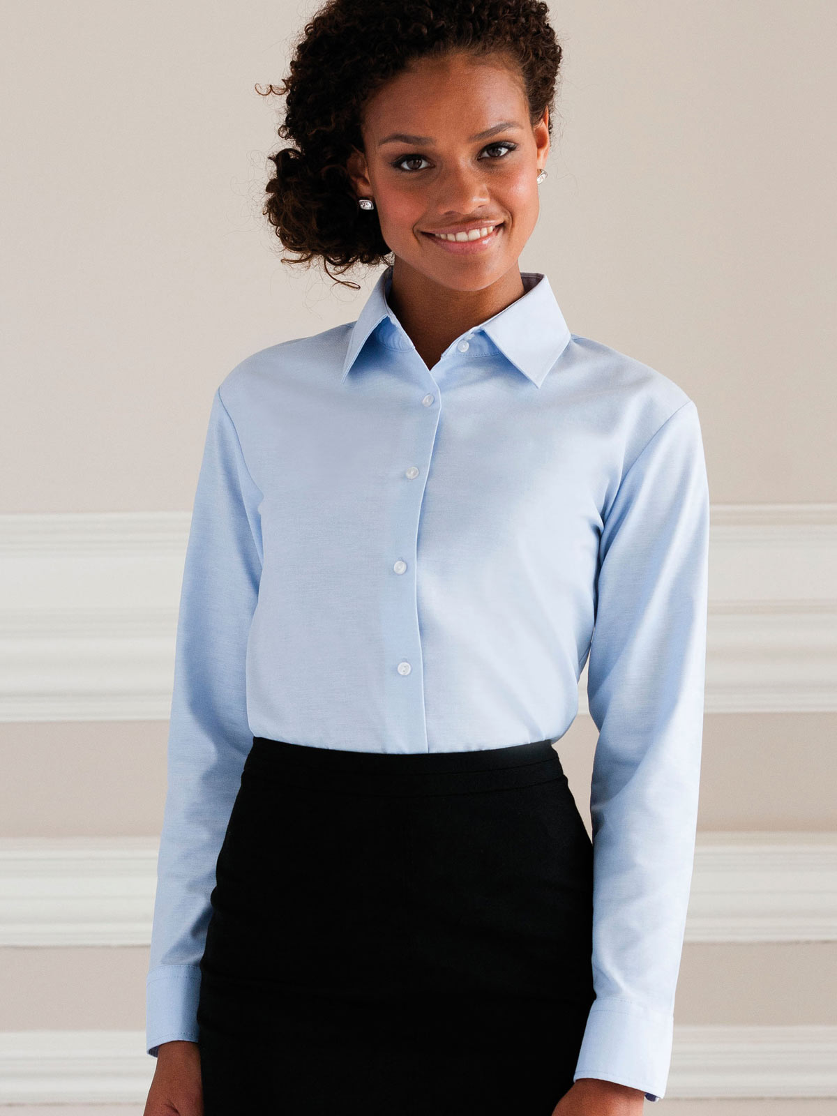 Camicia Donna Oxford Russell