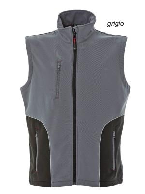 Gilet in softshell Ortisei JRC